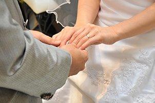 結婚相談所-大阪-幸せな結婚式