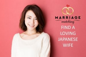 Find A Japanese Wife With Marriage Matching