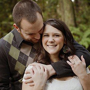 Happy Couple Engaged