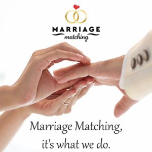 Marriage Matching It's What We Do